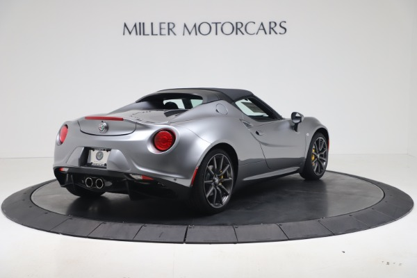 New 2020 Alfa Romeo 4C Spider for sale $78,795 at Pagani of Greenwich in Greenwich CT 06830 16