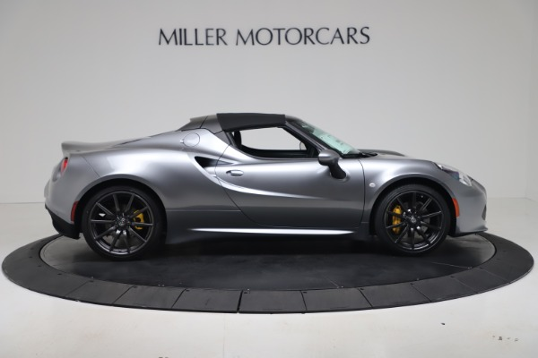 New 2020 Alfa Romeo 4C Spider for sale $78,795 at Pagani of Greenwich in Greenwich CT 06830 17