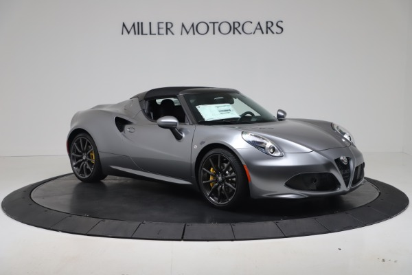 New 2020 Alfa Romeo 4C Spider for sale $78,795 at Pagani of Greenwich in Greenwich CT 06830 18