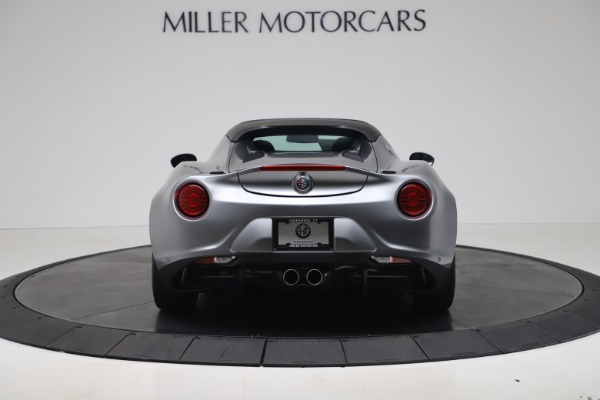 New 2020 Alfa Romeo 4C Spider for sale $78,795 at Pagani of Greenwich in Greenwich CT 06830 6
