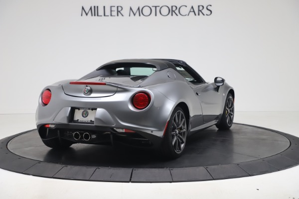 New 2020 Alfa Romeo 4C Spider for sale $78,795 at Pagani of Greenwich in Greenwich CT 06830 7