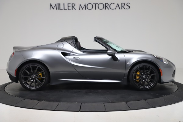 New 2020 Alfa Romeo 4C Spider for sale $78,795 at Pagani of Greenwich in Greenwich CT 06830 9