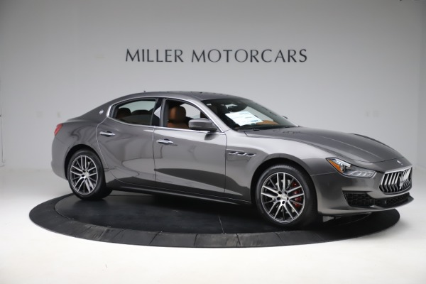 New 2020 Maserati Ghibli S Q4 for sale Sold at Pagani of Greenwich in Greenwich CT 06830 10