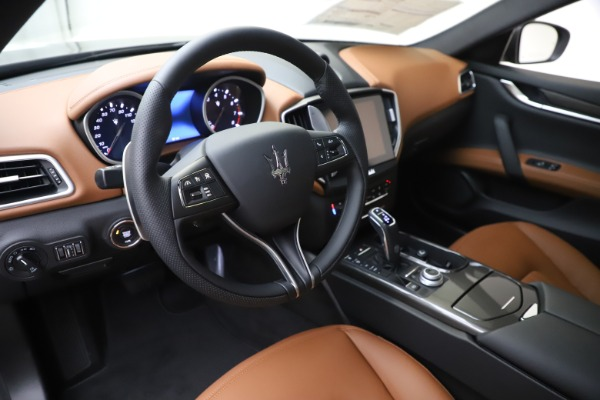 New 2020 Maserati Ghibli S Q4 for sale Sold at Pagani of Greenwich in Greenwich CT 06830 13