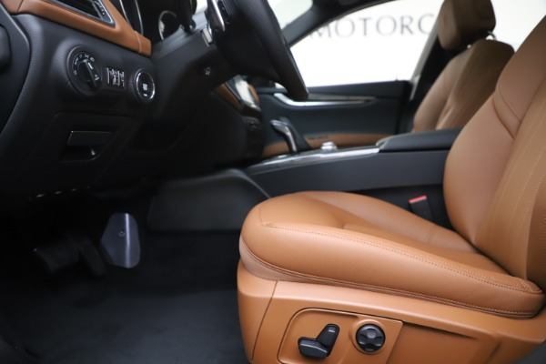 New 2020 Maserati Ghibli S Q4 for sale Sold at Pagani of Greenwich in Greenwich CT 06830 14