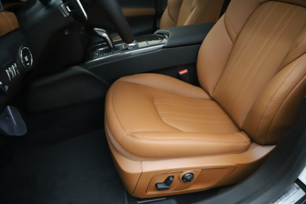 New 2020 Maserati Ghibli S Q4 for sale Sold at Pagani of Greenwich in Greenwich CT 06830 15