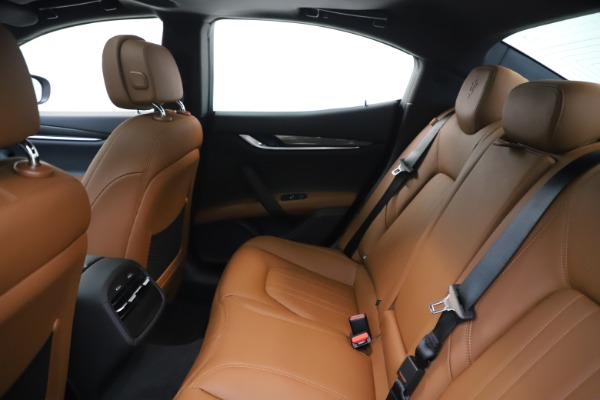 New 2020 Maserati Ghibli S Q4 for sale Sold at Pagani of Greenwich in Greenwich CT 06830 19