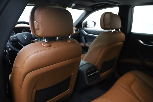 New 2020 Maserati Ghibli S Q4 for sale Sold at Pagani of Greenwich in Greenwich CT 06830 20
