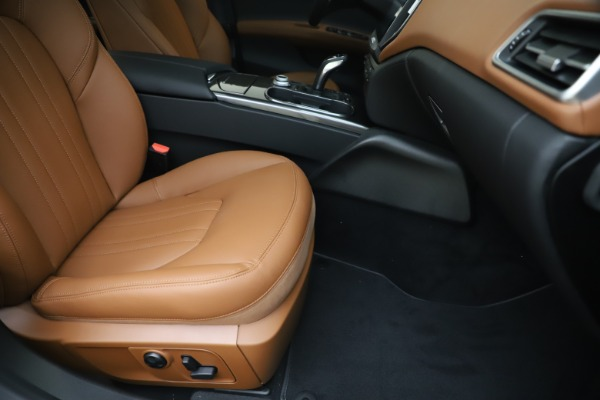 New 2020 Maserati Ghibli S Q4 for sale Sold at Pagani of Greenwich in Greenwich CT 06830 24