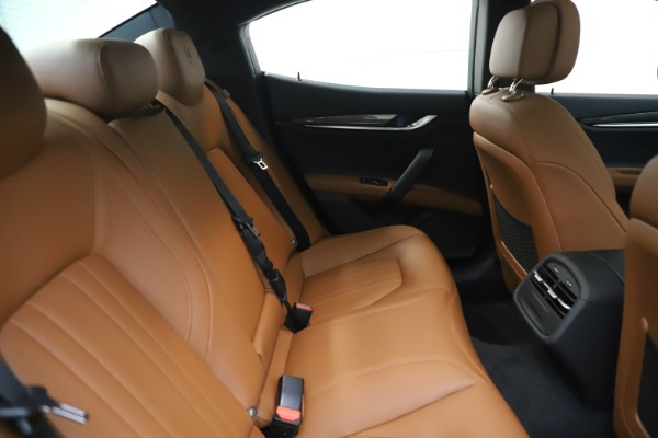 New 2020 Maserati Ghibli S Q4 for sale Sold at Pagani of Greenwich in Greenwich CT 06830 27