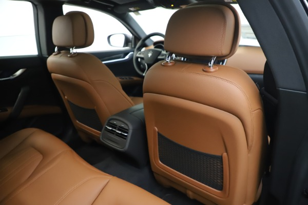 New 2020 Maserati Ghibli S Q4 for sale Sold at Pagani of Greenwich in Greenwich CT 06830 28