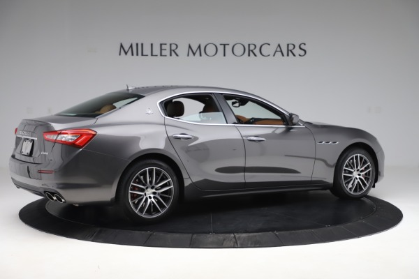 New 2020 Maserati Ghibli S Q4 for sale Sold at Pagani of Greenwich in Greenwich CT 06830 8