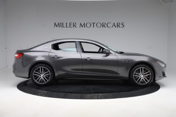 New 2020 Maserati Ghibli S Q4 for sale Sold at Pagani of Greenwich in Greenwich CT 06830 9
