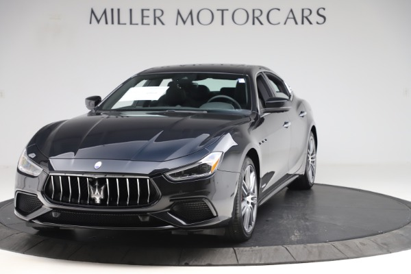 New 2020 Maserati Ghibli S Q4 GranSport for sale $88,285 at Pagani of Greenwich in Greenwich CT 06830 1