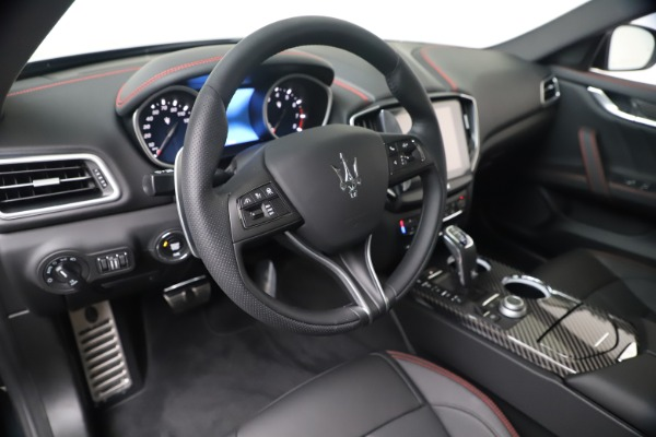 New 2020 Maserati Ghibli S Q4 GranSport for sale $95,785 at Pagani of Greenwich in Greenwich CT 06830 12