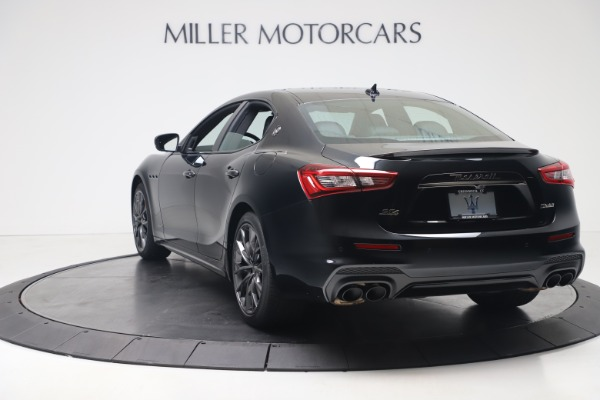 New 2020 Maserati Ghibli S Q4 GranSport for sale $95,785 at Pagani of Greenwich in Greenwich CT 06830 5