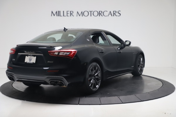 New 2020 Maserati Ghibli S Q4 GranSport for sale $95,785 at Pagani of Greenwich in Greenwich CT 06830 7