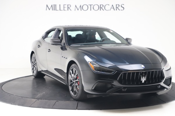 New 2020 Maserati Ghibli S Q4 GranSport for sale $95,785 at Pagani of Greenwich in Greenwich CT 06830 10