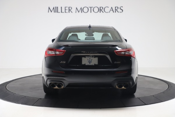 New 2020 Maserati Ghibli S Q4 GranSport for sale $95,785 at Pagani of Greenwich in Greenwich CT 06830 6