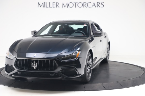 New 2020 Maserati Ghibli S Q4 GranSport for sale $95,785 at Pagani of Greenwich in Greenwich CT 06830 1