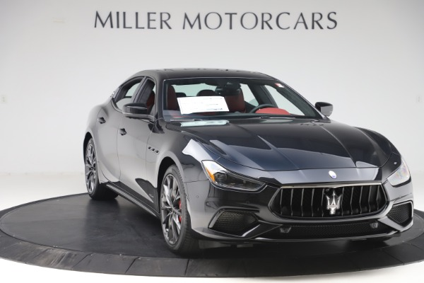 New 2020 Maserati Ghibli S Q4 GranSport for sale $94,785 at Pagani of Greenwich in Greenwich CT 06830 11