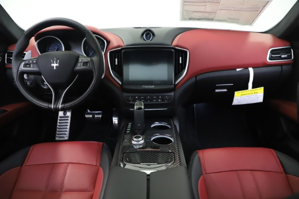 New 2020 Maserati Ghibli S Q4 GranSport for sale $94,785 at Pagani of Greenwich in Greenwich CT 06830 16
