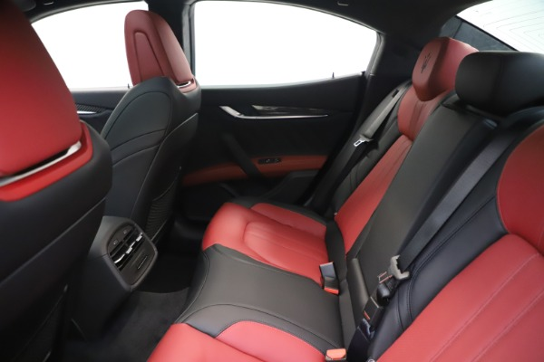 New 2020 Maserati Ghibli S Q4 GranSport for sale Sold at Pagani of Greenwich in Greenwich CT 06830 19
