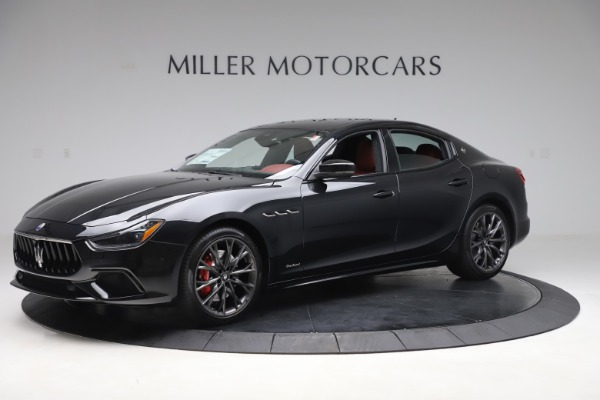 New 2020 Maserati Ghibli S Q4 GranSport for sale $94,785 at Pagani of Greenwich in Greenwich CT 06830 2