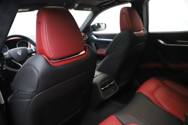 New 2020 Maserati Ghibli S Q4 GranSport for sale Sold at Pagani of Greenwich in Greenwich CT 06830 20