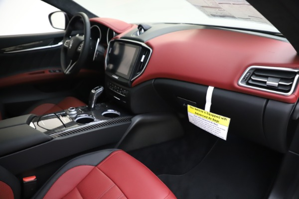 New 2020 Maserati Ghibli S Q4 GranSport for sale $94,785 at Pagani of Greenwich in Greenwich CT 06830 22