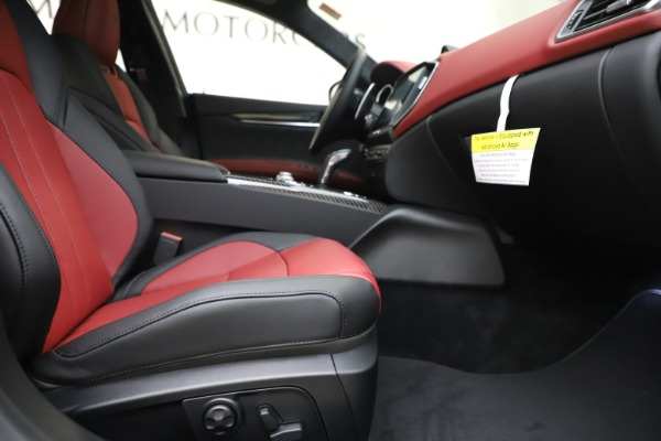 New 2020 Maserati Ghibli S Q4 GranSport for sale Sold at Pagani of Greenwich in Greenwich CT 06830 23