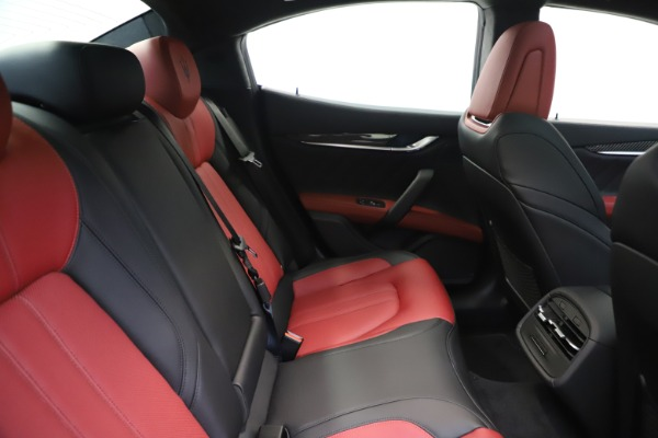 New 2020 Maserati Ghibli S Q4 GranSport for sale Sold at Pagani of Greenwich in Greenwich CT 06830 27