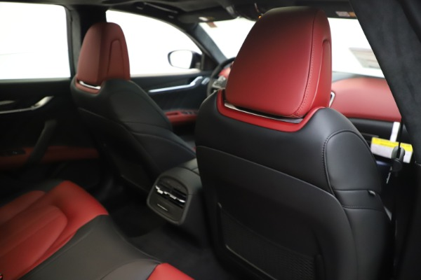 New 2020 Maserati Ghibli S Q4 GranSport for sale Sold at Pagani of Greenwich in Greenwich CT 06830 28