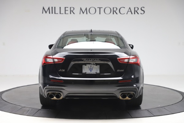 New 2020 Maserati Ghibli S Q4 GranSport for sale $94,785 at Pagani of Greenwich in Greenwich CT 06830 6