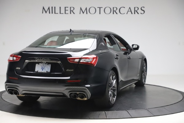 New 2020 Maserati Ghibli S Q4 GranSport for sale $94,785 at Pagani of Greenwich in Greenwich CT 06830 7