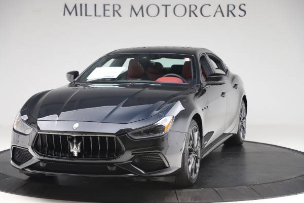 New 2020 Maserati Ghibli S Q4 GranSport for sale $94,785 at Pagani of Greenwich in Greenwich CT 06830 1