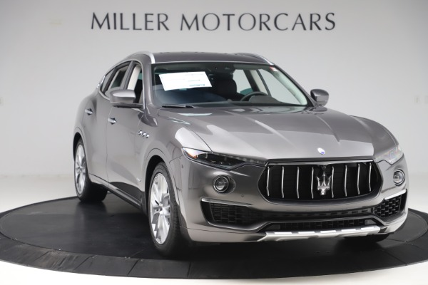 New 2020 Maserati Levante Q4 GranLusso for sale $87,885 at Pagani of Greenwich in Greenwich CT 06830 11