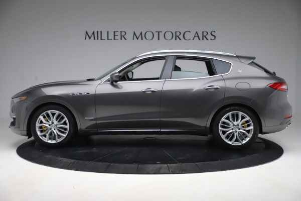 New 2020 Maserati Levante Q4 GranLusso for sale $87,885 at Pagani of Greenwich in Greenwich CT 06830 3