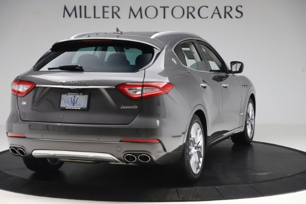 New 2020 Maserati Levante Q4 GranLusso for sale $87,885 at Pagani of Greenwich in Greenwich CT 06830 7