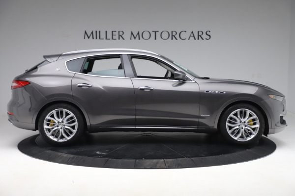 New 2020 Maserati Levante Q4 GranLusso for sale $87,885 at Pagani of Greenwich in Greenwich CT 06830 9