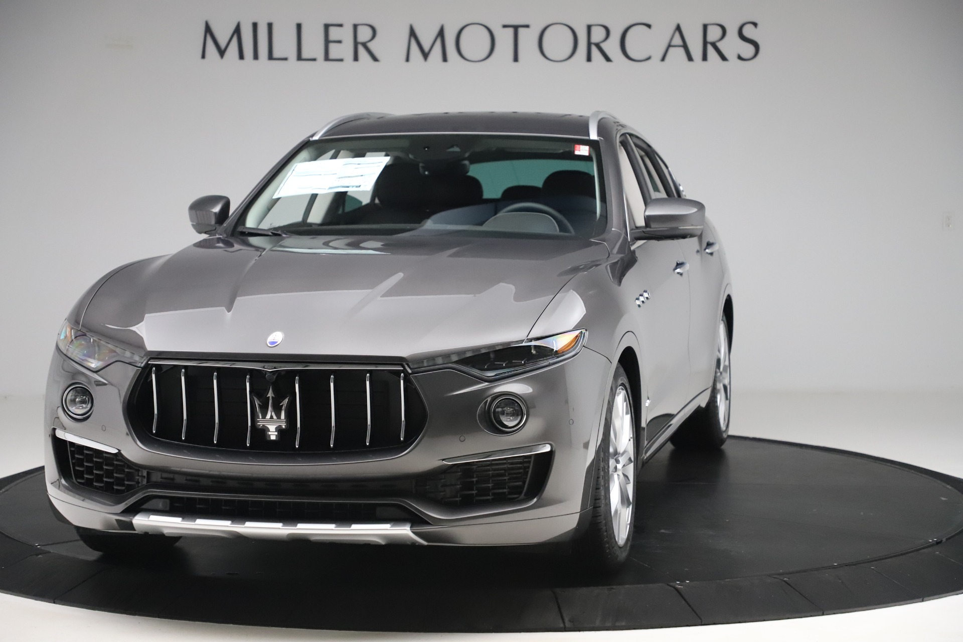 New 2020 Maserati Levante Q4 GranLusso for sale $87,885 at Pagani of Greenwich in Greenwich CT 06830 1