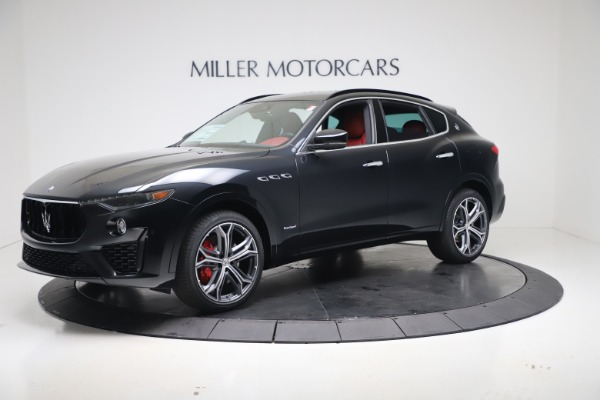 New 2020 Maserati Levante S Q4 GranSport for sale $103,585 at Pagani of Greenwich in Greenwich CT 06830 2