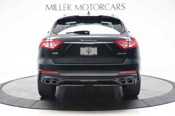 New 2020 Maserati Levante S Q4 GranSport for sale $103,585 at Pagani of Greenwich in Greenwich CT 06830 6