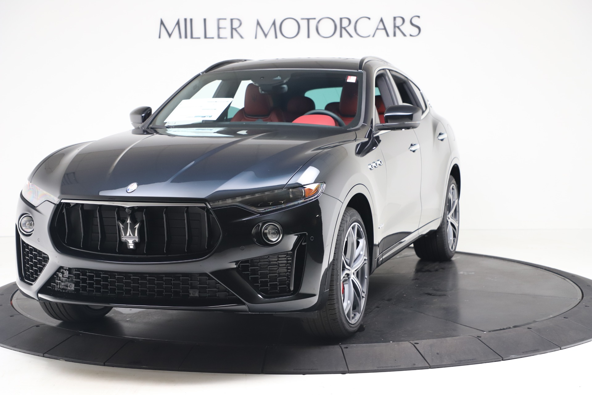 New 2020 Maserati Levante S Q4 GranSport for sale $103,585 at Pagani of Greenwich in Greenwich CT 06830 1
