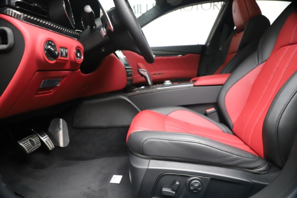 New 2020 Maserati Quattroporte S Q4 GranSport for sale $122,485 at Pagani of Greenwich in Greenwich CT 06830 13