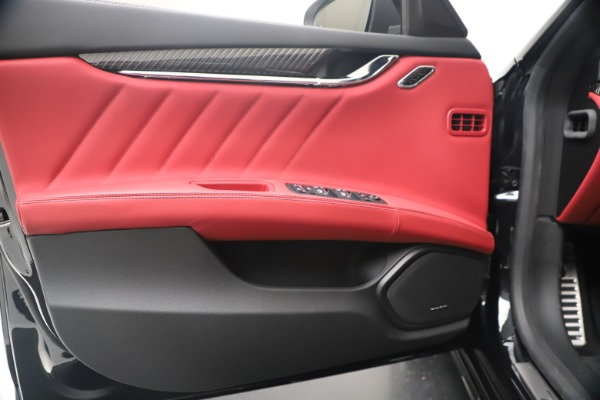 New 2020 Maserati Quattroporte S Q4 GranSport for sale $122,485 at Pagani of Greenwich in Greenwich CT 06830 16