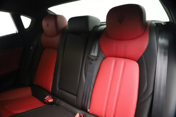 New 2020 Maserati Quattroporte S Q4 GranSport for sale $122,485 at Pagani of Greenwich in Greenwich CT 06830 17