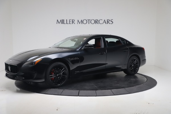 New 2020 Maserati Quattroporte S Q4 GranSport for sale $122,485 at Pagani of Greenwich in Greenwich CT 06830 2