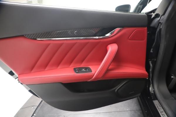 New 2020 Maserati Quattroporte S Q4 GranSport for sale $122,485 at Pagani of Greenwich in Greenwich CT 06830 20