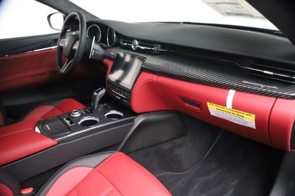 New 2020 Maserati Quattroporte S Q4 GranSport for sale $122,485 at Pagani of Greenwich in Greenwich CT 06830 21